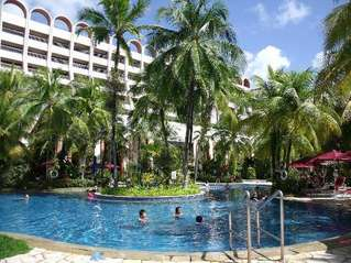 отель Parkroyal Penang Resort 4*