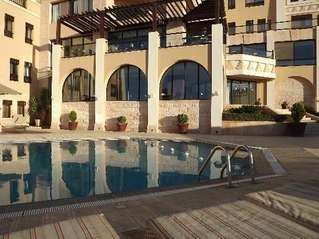 отель Petra Marriott 5*