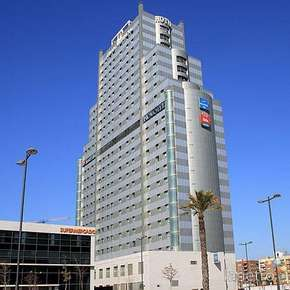 отель Ibis Valencia Palacio de Congresos 3*