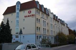 отель Ramada Resident Dresden 4*