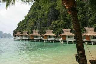 отель El Nido Resorts Miniloc Island 4*
