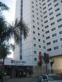 отель Ibis Moussafir Casablanca City Center 3*