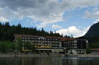 отель Eibsee 4*