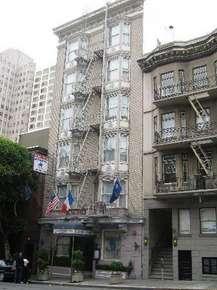 отель Cornell Hotel de France 3*
