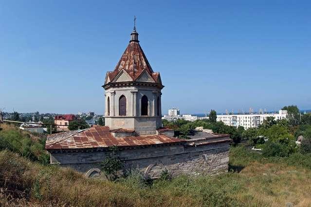 Монастырь Святого Георгия в Феодосии