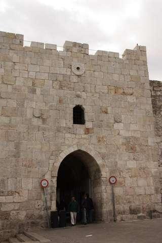 Цветочные ворота или Ворота Ирода