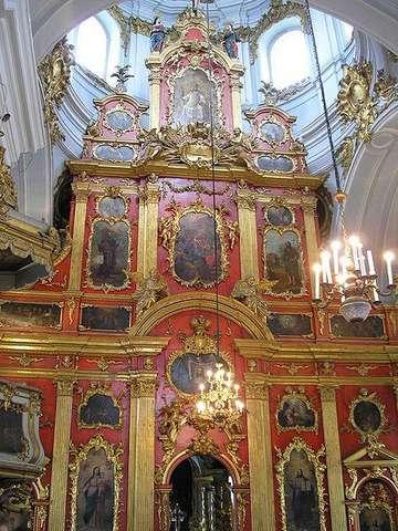Иконостас Андреевской церкви