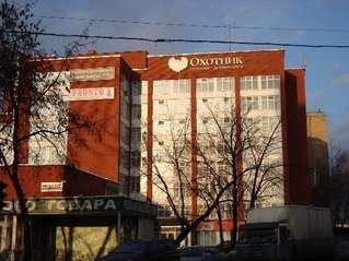 отель Охотник