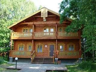 отель Русская деревня 3*