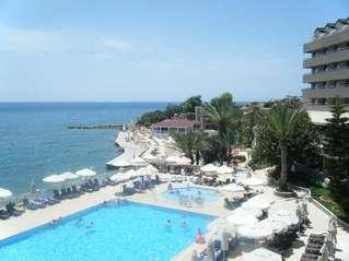 отель Jasmin Beach Hotel 4*