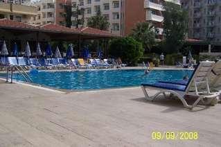отель Blue Fish 3*
