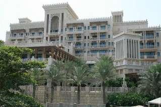 отель Madinat Jumeirah Al Qasr 5*
