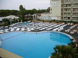 отель Aqua Hotel Aquamarina 3*