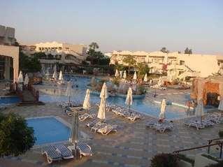 отель Sharm El Sheikh Marriott Red Sea Resort 5*