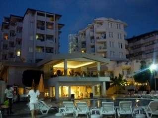 отель Xperia Saray Beach 3*