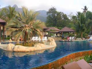 отель Koh Chang Kacha Resort 3*