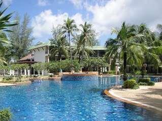 отель Kata Thani & Beach Resort 4*