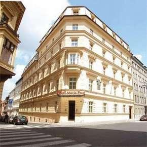 отель Falkensteiner Hotel Maria Prag 4*