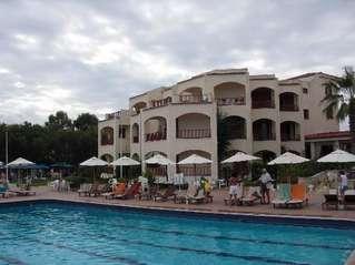 отель Caravel Hotel Zante 4*