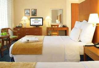 отель Courtyard Moscow City Center 4*
