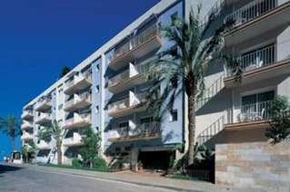отель Best Western Hotel Les Palmeres 4*