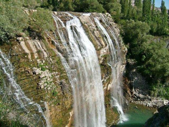 Водопад Tortum
