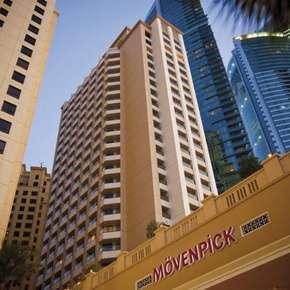 отель Moevenpick Hotel Jumeirah Beach 5*