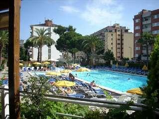 отель Oasis Park Lloret 4*
