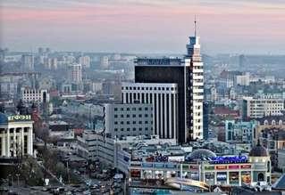 отель Гранд отель Казань 4*