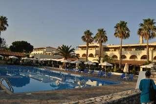 отель Grecotel Lakopetra Beach 4*