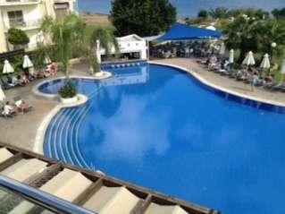 отель Kouzalis Beach 4*