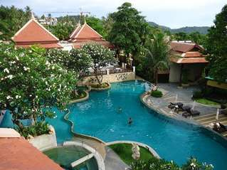 отель Andaman Cannacia Resort 3*