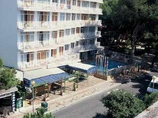 отель HSM Reina Isabel 2*