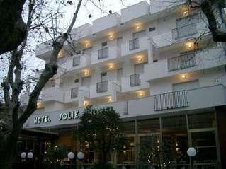 отель Jolie hotel Rimini 3*