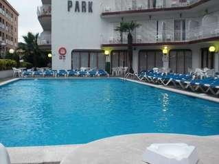 отель Hotel Garbi Park 3*