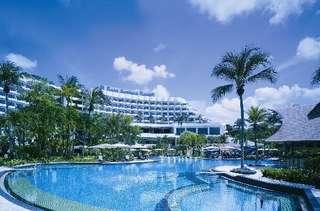 отель Shangri-La's Rasa Sentosa Resort 5*