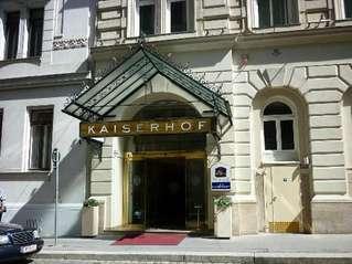 отель Kaiserhof Wien 4*