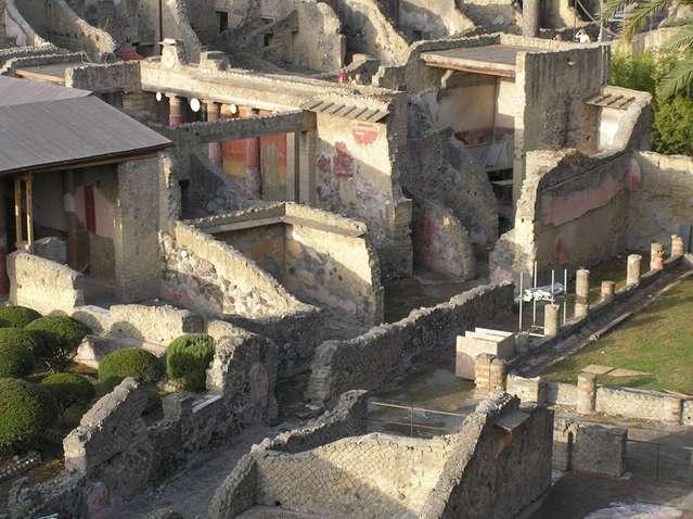Геркуланум в Италии