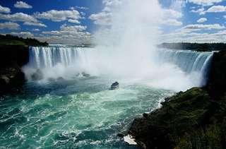 Онтарио, Ниагарский водопад