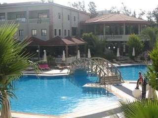 отель Alara Park 5*