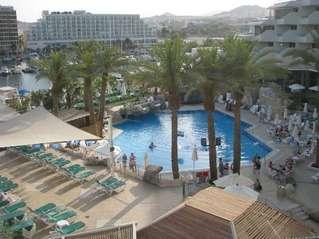 отель Crowne Plaza Eilat 5*