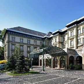 отель Danubius Grand Hotel Margitsziget 4*