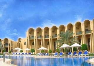 отель Golden Tulip Al Jazira Hotel & Resort 5*
