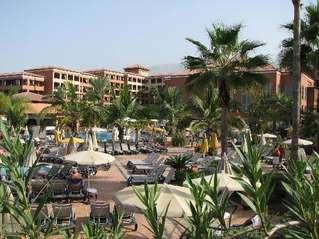 отель H10 Costa Adeje Palace 4*