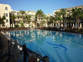 отель Paradis Palace 4*