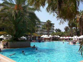 отель Delphin Botanik World of Paradise 5*
