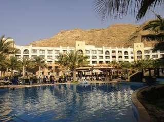 отель Shangri-La Al Waha 5*