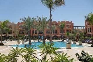 отель Sol Y Mar Dar El Madina 4*