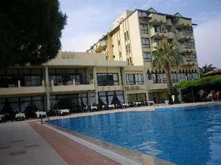 отель Tayyarbey 3*