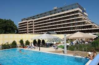 отель Thermal Hotel Margitsziget 4*